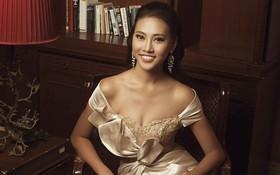 """Khởi đầu mờ nhạt nhưng cô nàng 1m80 này lại liên tiếp lọt Top cao tại """"Hoa hậu Hoàn vũ VN 2017"""""""