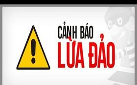 Cảnh báo website giả mạo nạp thẻ cào nhân mười lần giá trị tại Việt Nam