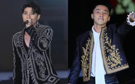 """Clip: Noo Phước Thịnh, Sơn Tùng M-TP cùng dàn sao Việt """"bùng nổ"""" đại nhạc hội đầu năm 2018 bằng loạt hit sôi động"""