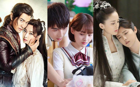 Vừa kém duyên lại kém tình, đây là 8 cặp đôi gây buồn ngủ nhất phim Trung!