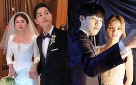 6 cặp đôi nổi tiếng nhất showbiz Hàn năm 2017: Cuộc đua độ ngọt ngào của tình yêu