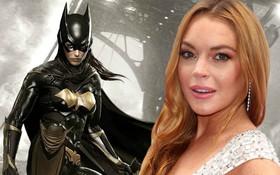 """""""Mean Girl"""" Lindsay Lohan lẫy lừng một thời tiết lộ ước mong làm """"Batgirl"""""""