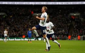 Harry Kane tỏa sáng đưa Tottenham vào vòng 4 FA Cup
