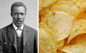 """Ăn khoai chip đến """"mòn răng"""" nhưng chắc bạn chưa biết món ăn này đã được ra đời theo một cách đầy giận dữ đến thế này"""