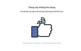 Group Facebook vừa bị lỗi hiển thị lung tung, bấm vào đâu cũng văng trở lại News Feed