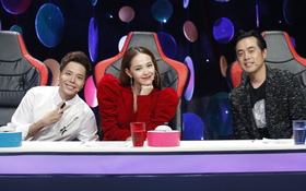 Minh Hằng ngồi ghế nóng show thực tế âm nhạc kết hợp với hẹn hò