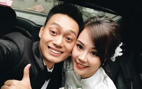 Nhật Anh Trắng cưới vợ, dân mạng xuýt xoa vì quá đẹp đôi