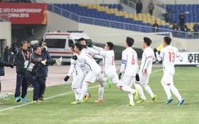 HLV Park Hang Seo liên tục kêu đáng tiếc sau trận thua U23 Hàn Quốc