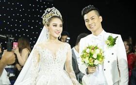 Cô dâu chú rể nở nụ cười hạnh phúc trong đám cưới, cái kết đẹp cho ca sĩ chuyển giới Lâm Khánh Chi!