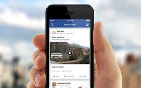 News Feed của Facebook thay đổi lớn: Ưu tiên status của bạn bè, ít hiển thị fanpage và quảng cáo