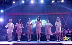 """""""Glee Việt"""" tập áp cuối: Để ủng hộ tinh thần Angela, toàn bộ nữ sinh của Glee đồng loạt mang bầu!"""