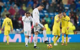 Real Madrid chìm vào khủng hoảng, thua đau trên sân nhà