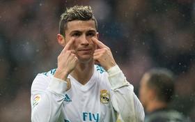 """Ronaldo hết thời rồi"""