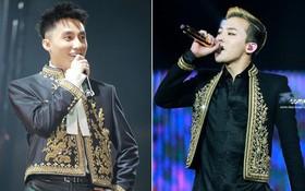 """Sơn Tùng """"đụng ý tưởng"""" với chiếc jacket trị giá đến 1 tỷ 4 của G-Dragon"""