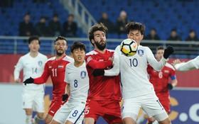 Hàn Quốc bị cầm chân, Việt Nam sáng cửa vào tứ kết U23 châu Á