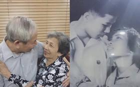 Chuyện tình trong mơ kéo dài nửa thế kỷ của hai ông bà cụ 90 tuổi