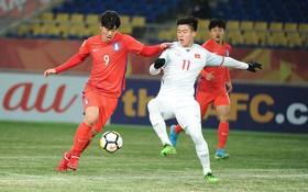 """Nhờ """"copy"""" Việt Nam, U23 Syria mới cầm hòa U23 Hàn Quốc"""