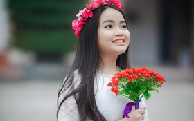 Nữ sinh 2000 ở Nam Định giành học bổng 4 tỷ du học Mỹ