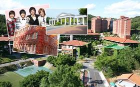 Hơn 100 phim Hàn đều chọn ngôi trường đại học tuyệt đẹp này làm bối cảnh ghi hình