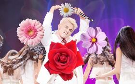 Ngoài hát về mưa, Sơn Tùng còn thích hát về hoa nữa cơ