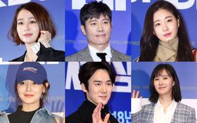 Tài tử Lee Byung Hun mời cả nửa làng giải trí đến sự kiện: SNSD thảm hại trước quân đoàn Hoa hậu, mỹ nhân