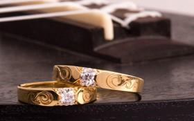 """BST nhẫn cưới """"Happily ever after"""" - Nét tinh tế toát lên từ phong cách tối giản"""