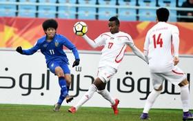 Thái Lan thua tan nát trong trận chia tay giải U23 châu Á