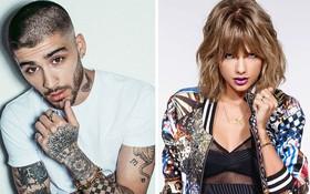 Đăng ảnh rắn trên Instagram: Zayn lại chuẩn bị kết hợp với Taylor Swift?