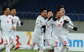 Việt Nam làm nên lịch sử, tiến vào tứ kết VCK U23 châu Á