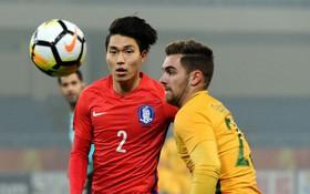 Hàn Quốc hạ gục Australia trong trận cầu có 5 bàn thắng