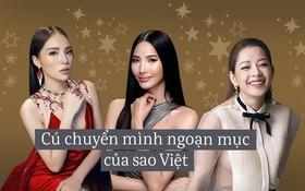 Sao Việt và những cú chuyển mình đầy ngoạn mục trong năm 2017