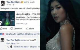 """Stylist của Hoa hậu H'Hen Niê chia sẻ clip tâm đắc nhưng lại """"vô tình"""" tố NTK Chung Thanh Phong """"đạo"""" ý tưởng?"""