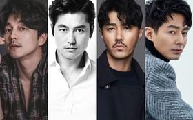 """11 """"ông chú"""" hot nhất màn ảnh Hàn: Đẹp thế này, có là chú thì vẫn muốn gọi """"oppa"""" nhé!"""