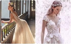 Tại sao váy cưới lại có màu trắng và hành trình biến đổi của váy cưới ít người biết