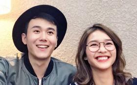 Weibo bất ngờ xuất hiện hình ảnh Khả Ngân cặp kè nam diễn viên Hongkong điển trai