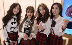 Vụ tranh chấp tên nhóm T-ara: Hiệp hội Văn Hóa và Nghệ Thuật đứng về phía MBK