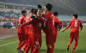 Dân mạng không ngớt lời chúc mừng chiến thắng lịch sử của U23 Việt Nam