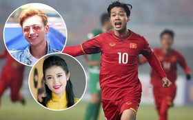 Sao Việt đang vỡ òa trước chiến thắng lịch sử của đội tuyển Việt Nam tại tứ kết U23 châu Á!
