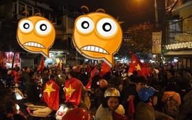 Cơn địa chấn Việt Nam chiến thắng đã làm hội thờ ơ với bóng đá cũng phải giật bắn mình!