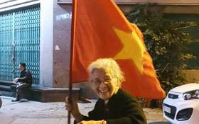 """Việt Nam vào bán kết U23 Châu Á: Những khoảnh khắc hạnh phúc không thể quên của người dân trong đêm """"địa chấn"""""""