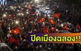 """Báo Thái """"mở mắt"""" trước đêm đi bão của NHM Việt Nam"""
