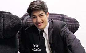 Lên sóng show giải trí Thái Lan, chàng trai gây sốt vì đã đẹp không tì vết lại còn hát hay