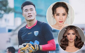 Đến Angela Phương Trinh và Minh Tú cũng xao xuyến vì các cầu thủ U23 Việt Nam