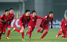 Hai ngôi sao U23 Việt Nam phải kiểm tra doping sau trận thắng Iraq