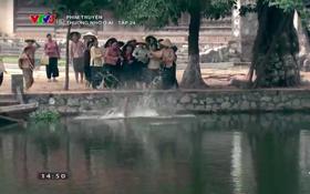 """Máu như chị em """"Thương nhớ ở ai"""": Hễ ai chê mình, cứ ném thẳng xuống sông là được!"""