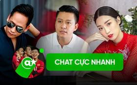 Chat cực nhanh: Tuấn Hưng, Duy Mạnh và dàn sao hào hứng nhắn gửi đến U23 Việt Nam