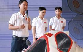 """Sinh viên Sài thành hào hứng với ngày hội """"Make the Future – Kiến tạo tương lai"""""""