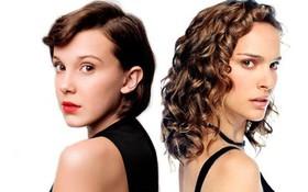 Ngỡ ngàng khi Natalie Portman và sao trẻ mới nổi Millie Bobby Brown sao mà giống nhau khó tả!