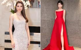 Cùng trên một thảm đỏ: Nếu Quỳnh Anh Shyn là công chúa thì ắt Phạm Hương chính là nữ thần!