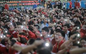 Chưa bao giờ sinh viên các trường đại học trên cả nước lại náo nhiệt, đồng lòng cổ vũ đội tuyển U23 Việt Nam trước giờ G đến như thế